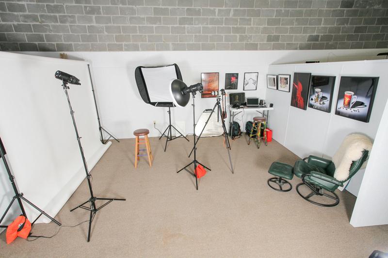 Studio Light set-up